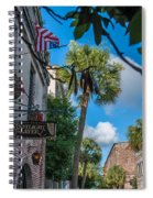 Charleston Footlight Players Spiral Notebook