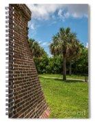 Charleston Fortification Spiral Notebook