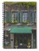 Charleston Gardens Spiral Notebook
