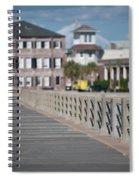 Charleston High Battery Side Walk Spiral Notebook