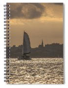 Charleston Sailing Spiral Notebook