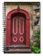 Charleston Sc Grand Entrance Spiral Notebook