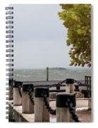 Charleston Storming Spiral Notebook