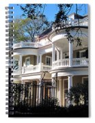 Charlestons Beautiful Architecure Spiral Notebook