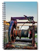 Charlestown Winch Spiral Notebook