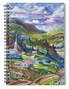 Charlevoix Inspiration Spiral Notebook