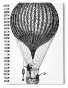Charli�re Balloon Spiral Notebook