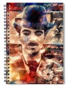 Charlot Colors And Poems  Spiral Notebook