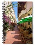 Charlotte Amalie Spiral Notebook