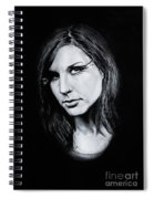 Charlotte Wessels. Spiral Notebook