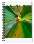 Charmed Viii Pf Spiral Notebook