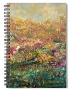 Charming Chasms Series Fall Frolic Spiral Notebook