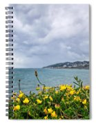 Charmouth Overlook Spiral Notebook