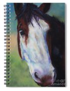 Charolette Spiral Notebook