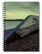 Chasewater Glow Spiral Notebook
