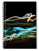 Chasing Cars Spiral Notebook
