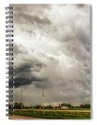 Chasing Nebraska Stormscapes 045 Spiral Notebook