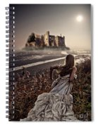 Chasing The Dreams Spiral Notebook