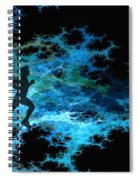 Chasing The Joneses Spiral Notebook