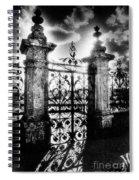 Chateau De Carrouges Spiral Notebook