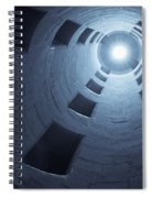 Chateau De Chambord Double Staircase Spiral Notebook