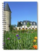 Chateau Guiraud In Spring Spiral Notebook