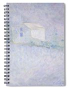 Chateau - House In France Spiral Notebook