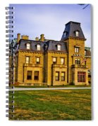 Chateau-sur-mer Spiral Notebook