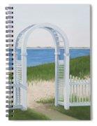Chatham Harbor Spiral Notebook