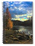 Chattahoochee Fall Spiral Notebook