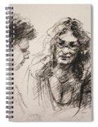 Chatting Spiral Notebook
