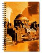 Chaukhandi Tombs Spiral Notebook