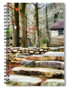 Cheaha State Park In The Fall Spiral Notebook