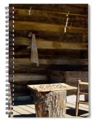 Checkers Anyone ? Spiral Notebook
