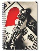 Checkmate Spiral Notebook