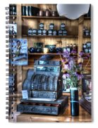 Checkout Spiral Notebook