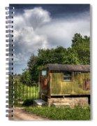 Checkpoint Spiral Notebook