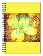 Cheerful Father's Day Spiral Notebook