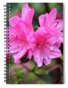 Cheerful Rain Spiral Notebook
