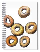 Cheerios 2 Spiral Notebook