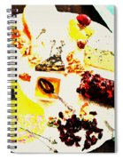 Cheese Spiral Notebook