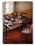 Chef - Kitchen - Kids Breakfast Is Ready  Spiral Notebook
