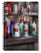 Chemistry - Ready To Experiment  Spiral Notebook
