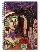 Chenoa Spiral Notebook