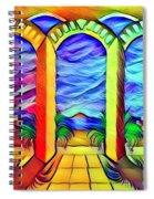 Cherish The Day  Spiral Notebook