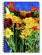 Cherished Love 121117-1 Spiral Notebook