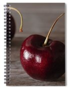 Cherries Spiral Notebook