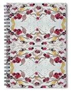 Cherries Still On The Branch Spiral Notebook