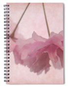 Cherry Blossom Froth Spiral Notebook