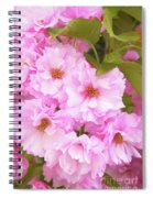 Cherry Blossoms I  Spiral Notebook